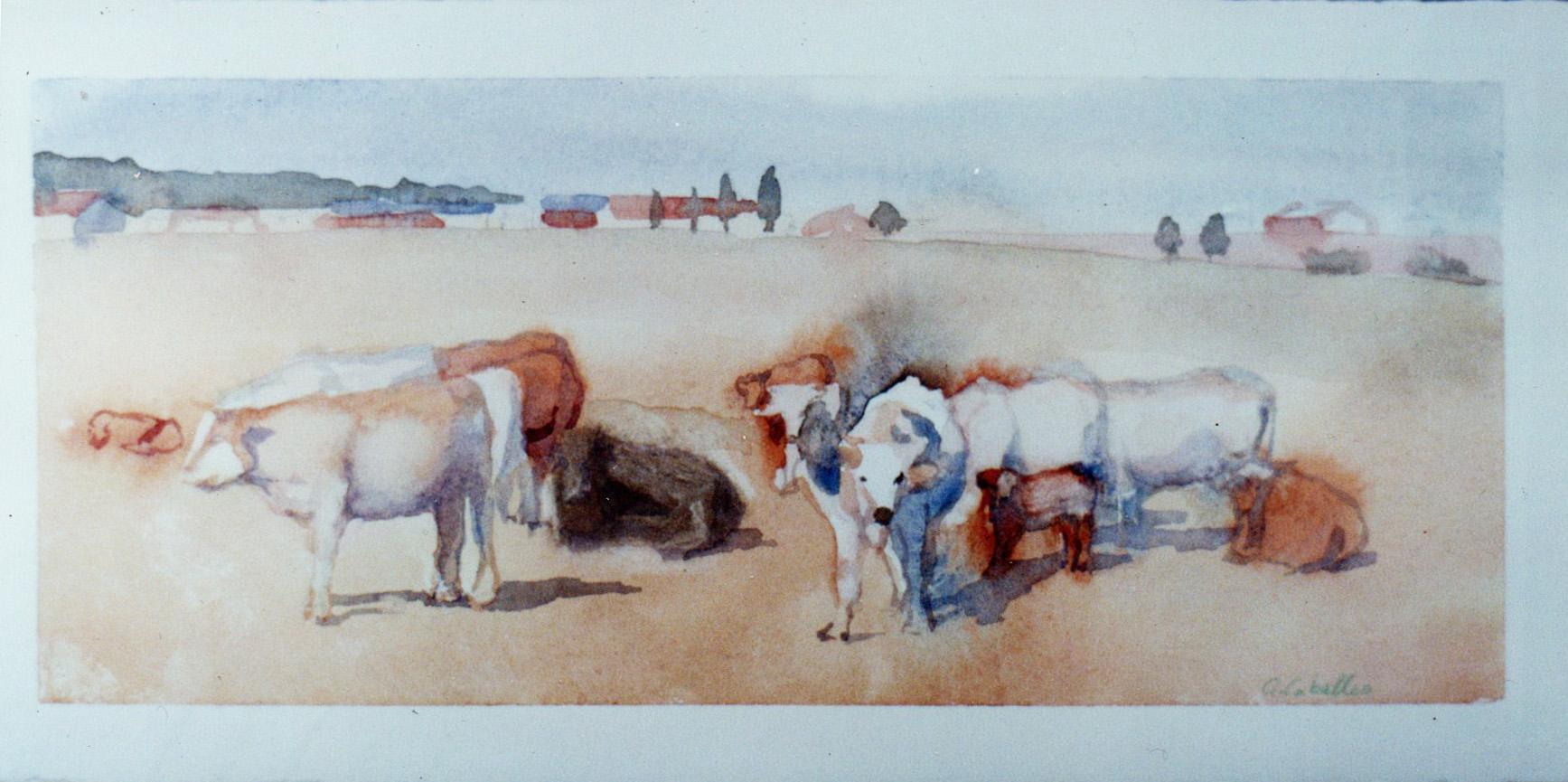 vacas-acuarela-alejandra-caballero-animales